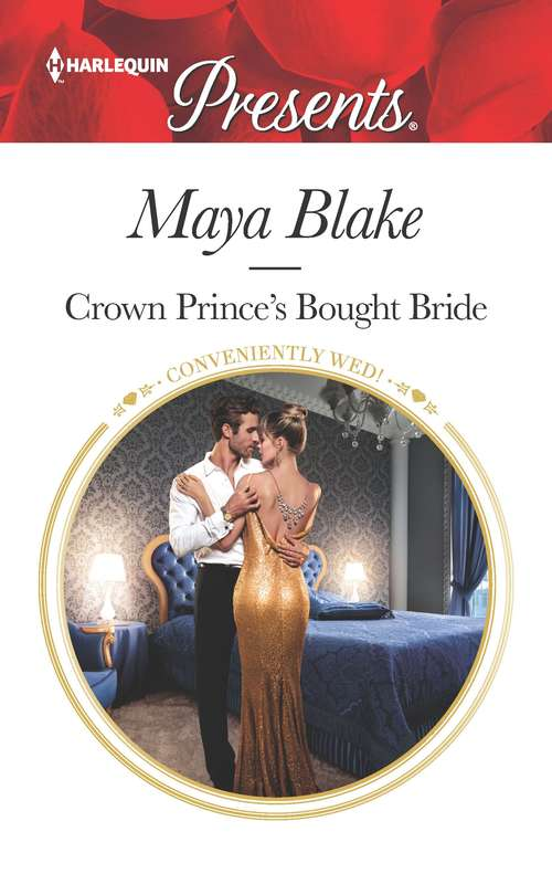 Crown Prince's Bought Bride (The Beautiful Captive #15)