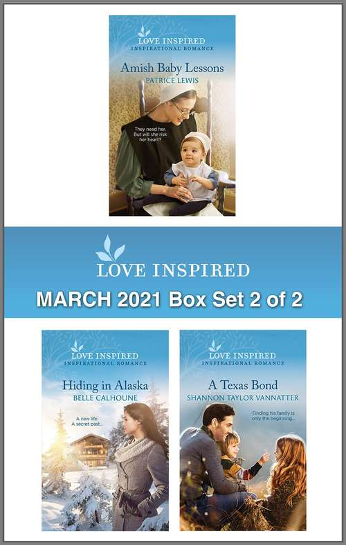 Harlequin Love Inspired March 2021 - Box Set 2 of 2: An Anthology
