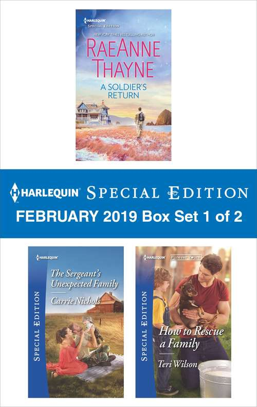 Harlequin Special Edition February 2019 - Box Set 1 of 2: An Anthology (The Women of Brambleberry House)
