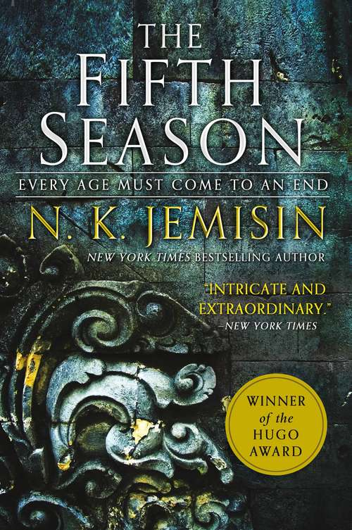 The Fifth Season (The Broken Earth #1) by N.K. Jemisin