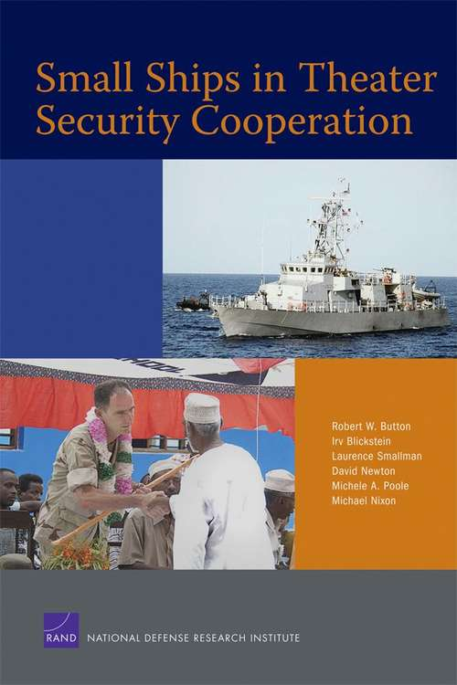 Small Ships in Theater Security Cooperation