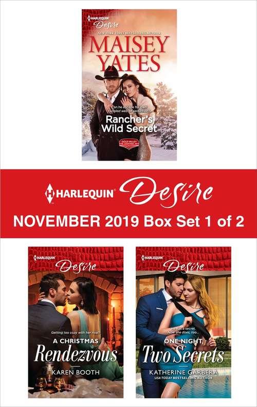 Harlequin Desire November 2019 - Box Set 1 of 2