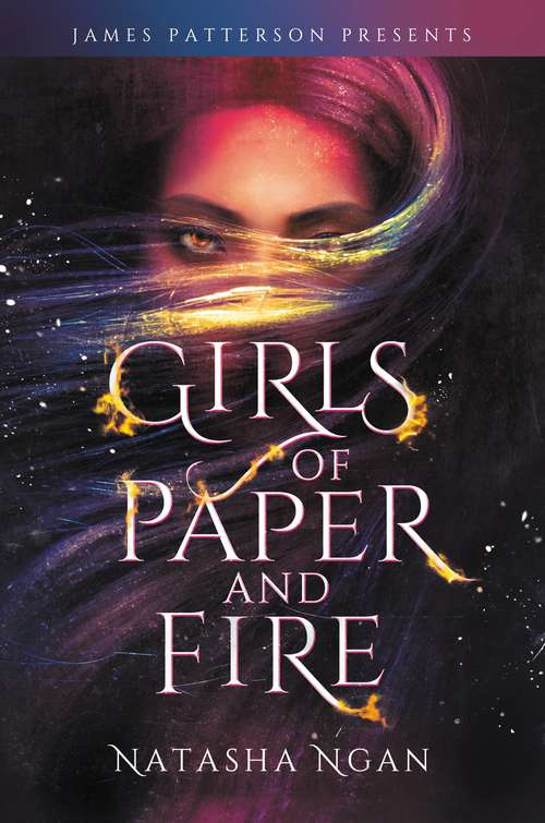 Collection sample book cover Girls of Paper and Fire by Natasha Ngan