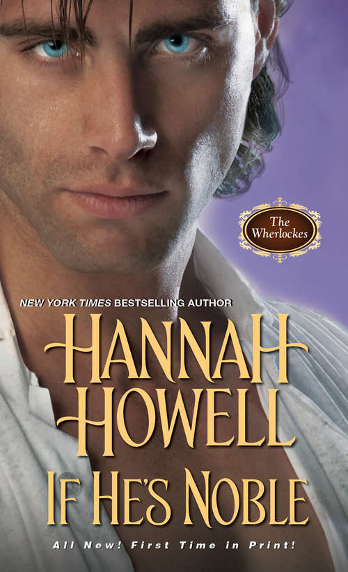 If He's Noble (Wherlockes #7)