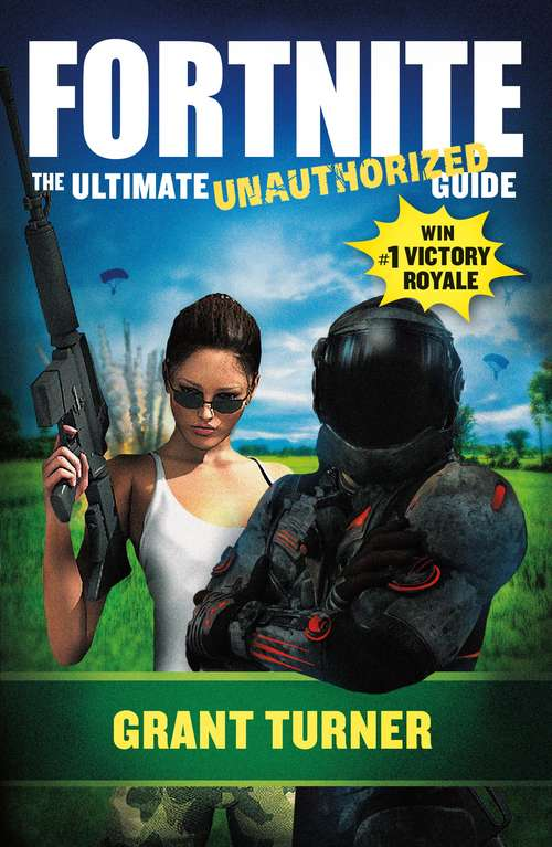 Collection sample book cover Fortnite: The Ultimate Unauthorized Guide
