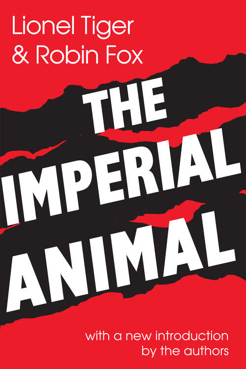 The Imperial Animal (Owl Bks.)