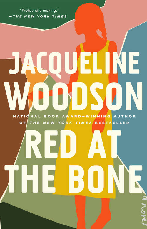 Collection sample book cover Red at the Bone by Jacqueline Woodson