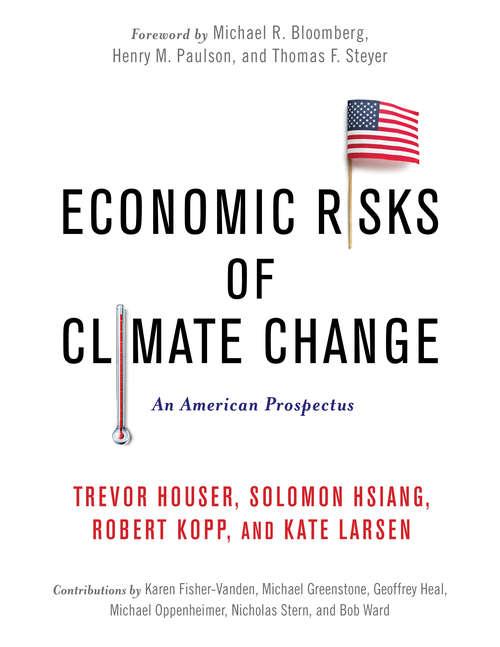 Economic Risks of Climate Change