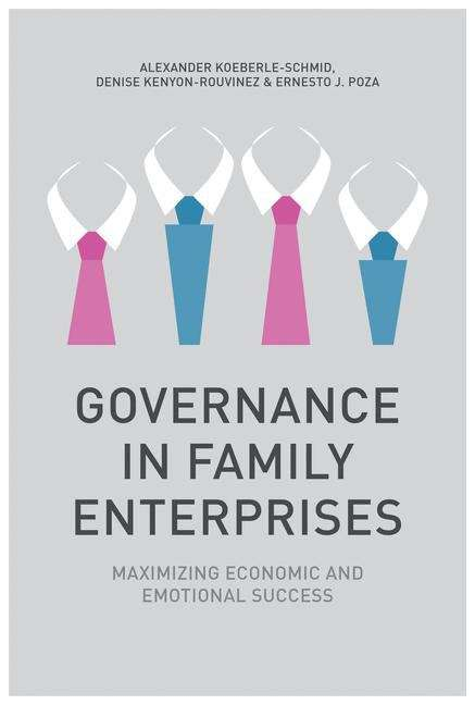 Governance In Family Enterprises