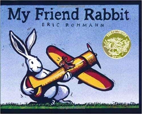 My Friend Rabbit (Fountas & Pinnell LLI Blue #Level H)