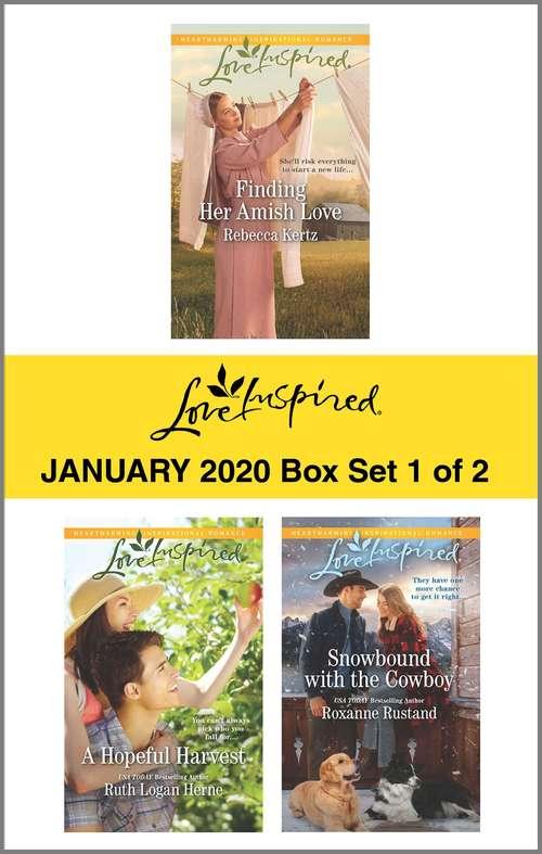 Harlequin Love Inspired January 2020 - Box Set 1 of 2: An Anthology