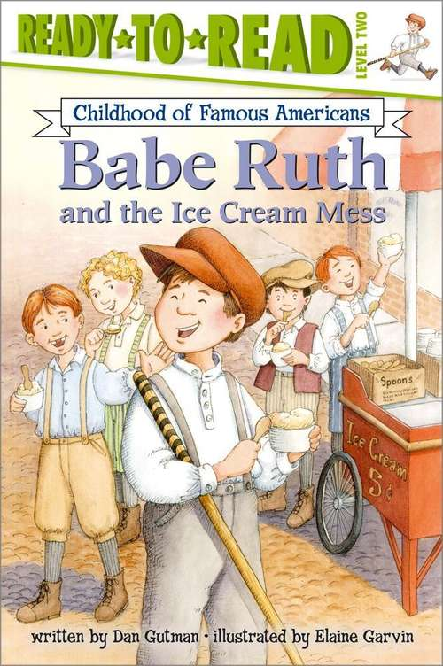 Babe Ruth and the Ice Cream Mess