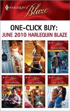 One-Click Buy: June 2010 Harlequin Blaze