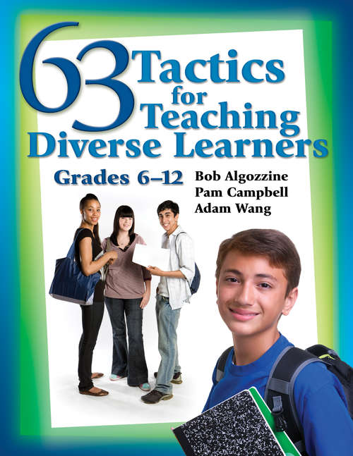 63 Tactics for Teaching Diverse Learners, Grades 6-12