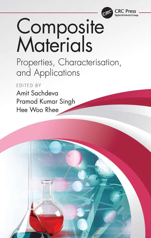 Composite Materials: Properties, Characterisation, and Applications