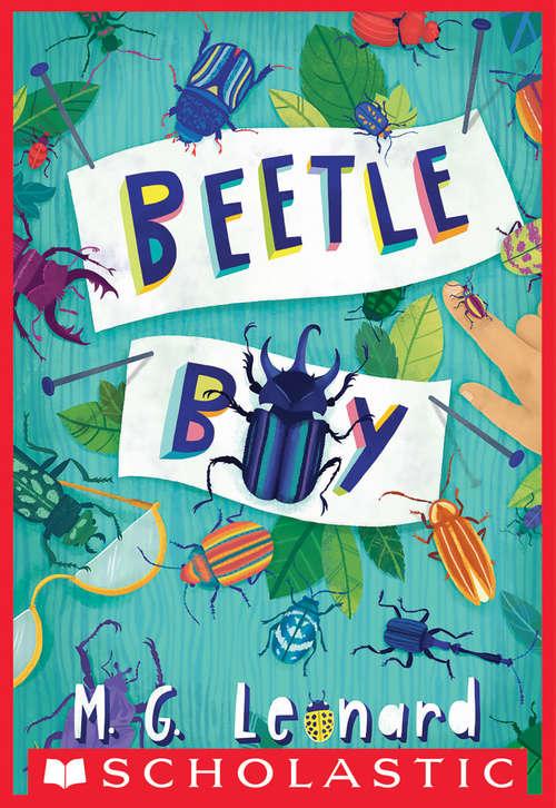 Beetle Boy (Beetle Boy #1)
