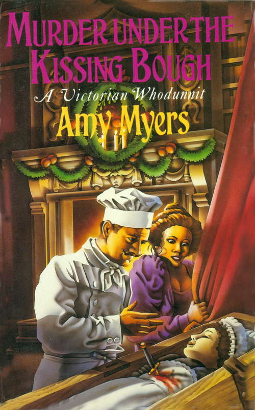 Murder Under The Kissing Bough (Auguste Didier Mystery #6)