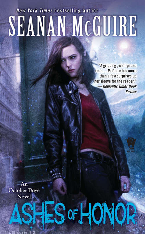 Ashes of Honor (October Daye #6)