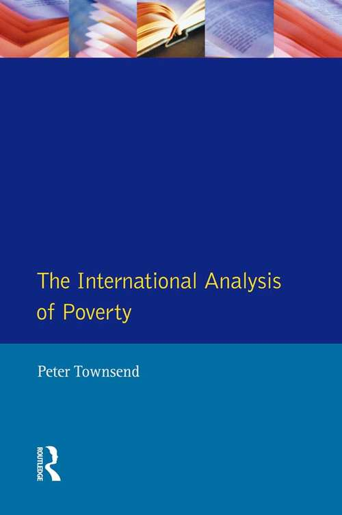 International Analysis Poverty