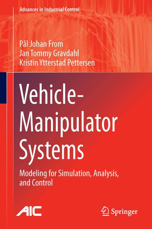 Vehicle-Manipulator Systems