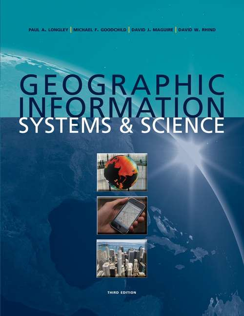 Geographical Information Systems & Science