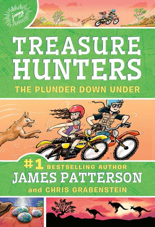 Treasure Hunters: The Plunder Down Under (Treasure Hunters #7)