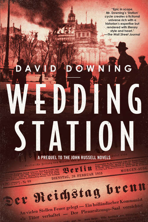 Wedding Station (A John Russell WWII Spy Thriller #7)