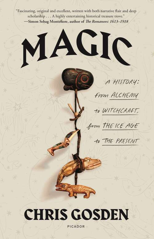 Magic: From Alchemy to Witchcraft, from the Ice Age to the Present