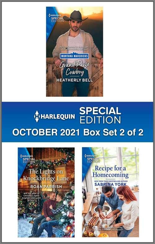 Harlequin Special Edition October 2021 - Box Set 2 of 2