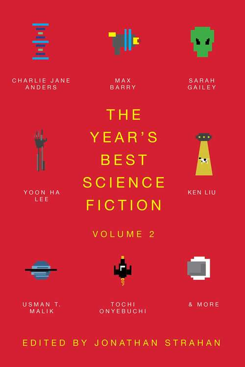 The Year's Best Science Fiction Vol. 2: The Saga Anthology of Science Fiction 2021