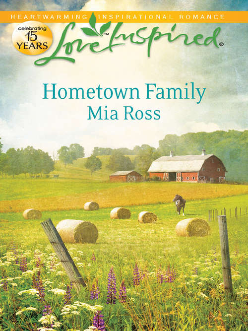 Hometown Family: Lone Star Dad Hometown Holiday Reunion A Family For The Farmer (Mills And Boon Love Inspired Ser.)