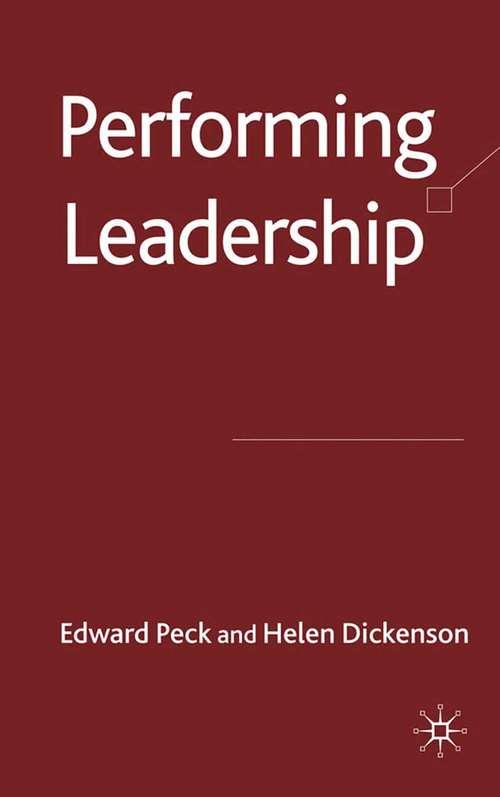 Performing Leadership