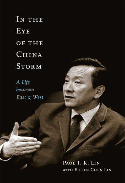 In the Eye of the China Storm: A Life Between East and West (Footprints Series)
