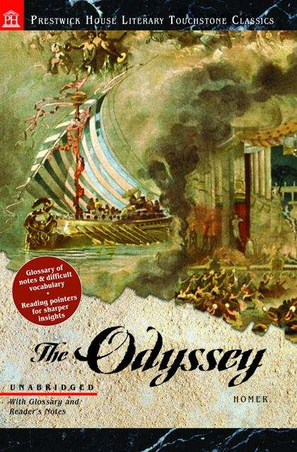 the challenges along the journey of odysseus in odyssey a poem by homer Follow odysseus on his incredible journey in the epic poem the odyssey by homer & better understand the hero's journey, or monomyth, with odyssey lesson plans.