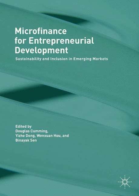 Microfinance for Entrepreneurial Development