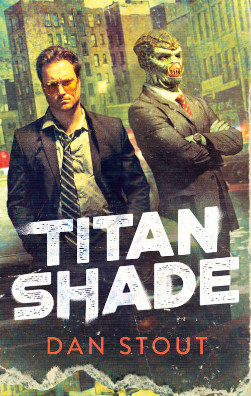 Titanshade (The Carter Archives #1)