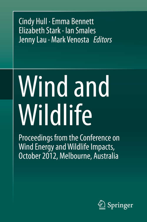 Wind and Wildlife