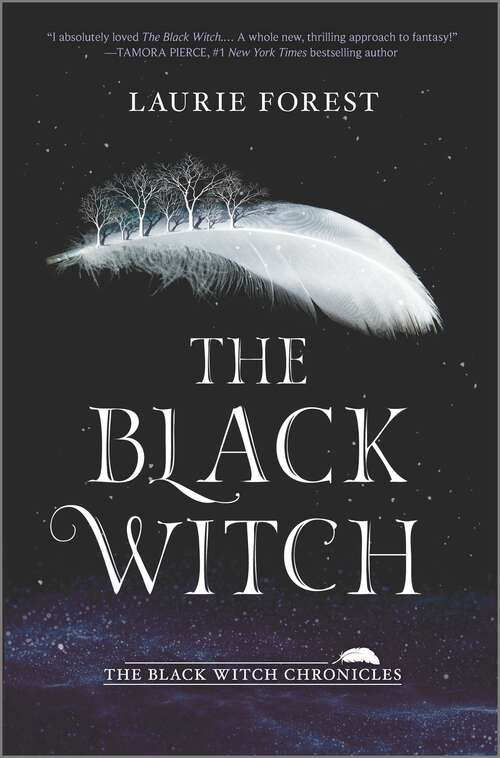 The Black Witch: An Epic Fantasy Novel (The Black Witch Chronicles #1)