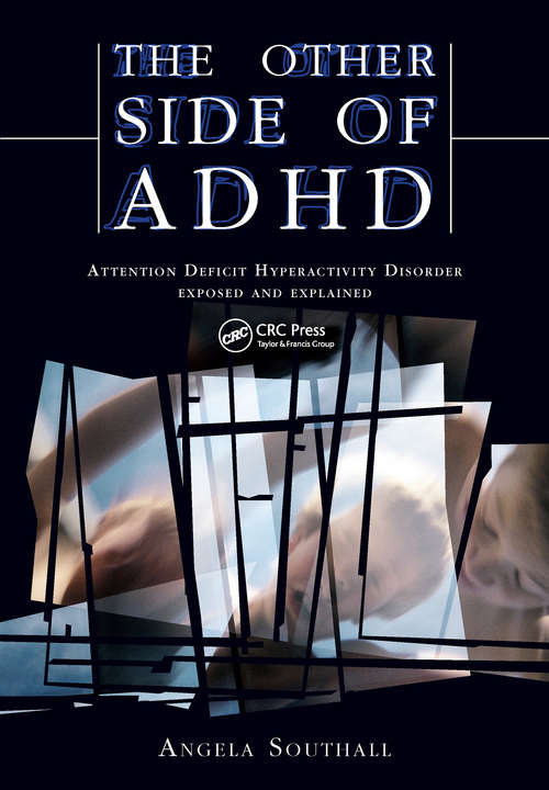 The Other Side of ADHD: The Epidemiologically Based Needs Assessment Reviews, Palliative and Terminal Care - Second Series