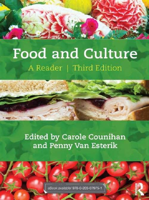 Food and Culture, 3rd Edition