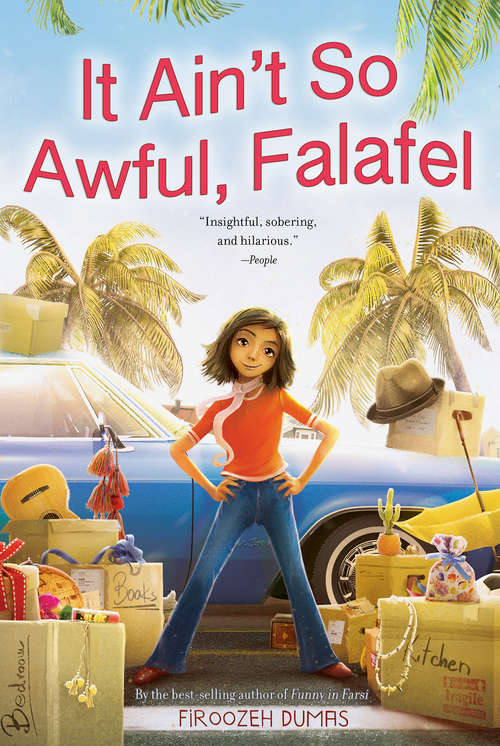 Collection sample book cover It Ain't So Awful, Falafel by Firoozeh Dumas