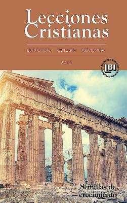 Lecciones Cristianas libro del alumno trimestre de otono 2015
