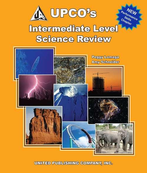 upco intermediate level science answer key