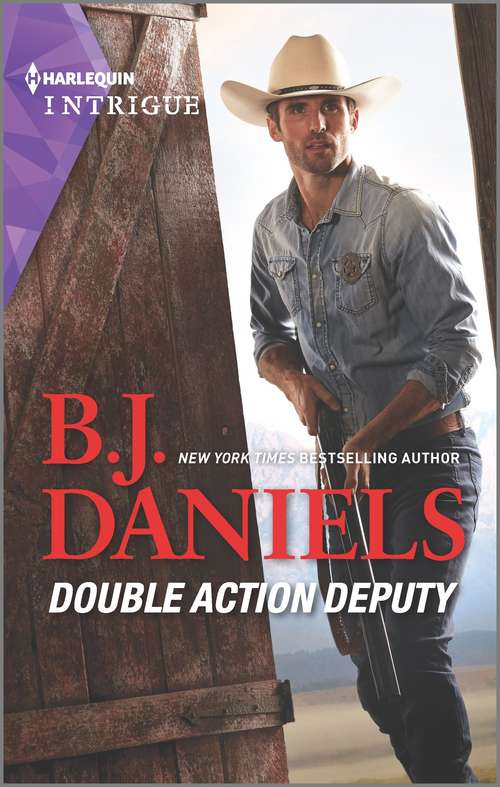 Double Action Deputy: Double Action Deputy / Running Out Of Time (tactical Crime Division) (Cardwell Ranch: Montana Legacy #4)