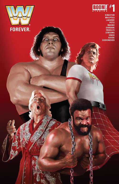WWE: Forever #1 (WWE)