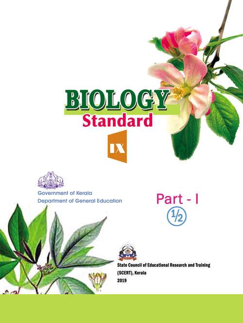 Biology (Part-1) 9th Standard S.C.E.R.T. Kerala Board