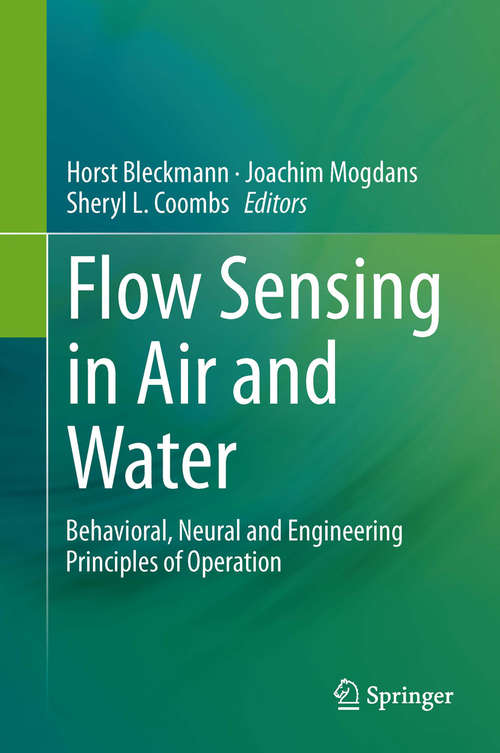 Flow Sensing in Air and Water