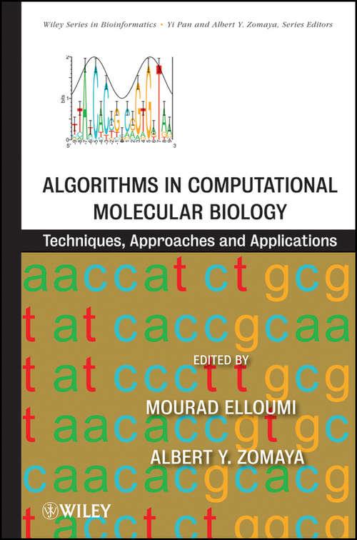 Algorithms in Computational Molecular Biology