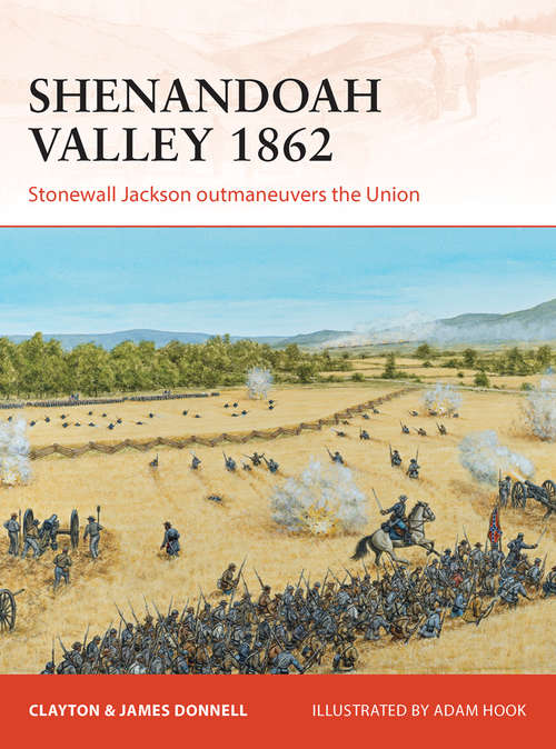 Shenandoah Valley 1862