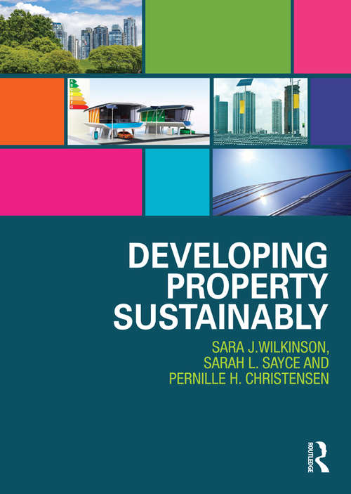 Developing Property Sustainably